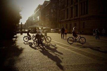 Jak wybrać rower, na którym codziennie będę dojeżdżać do pracy?