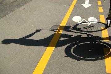 Warszawskie ścieżki rowerowe odśnieżane zimą