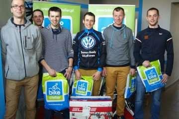 5. etap Tour de Bike Atelier: Ligęza górą, Ficek z hat-trickiem