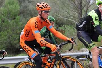 Bole liderem grupy na holenderskie wyścigi