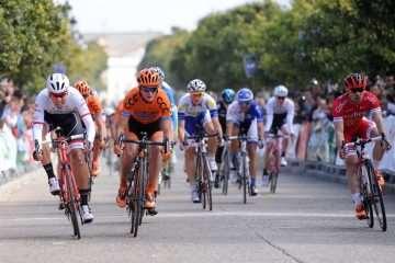 Settimana Coppi e Bartali: Grega Bole drugi na etapie 1a