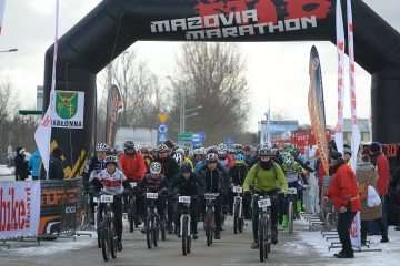 Mazovia MTB Zimą zainaugurowała sezon 2015