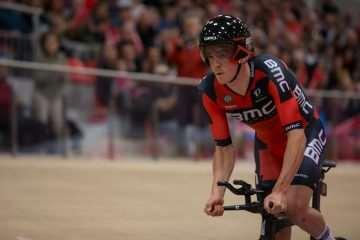 Rohan Dennis nowym rekordzistą świata w jeździe godzinnej