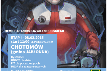 Mazovia MTB Zimą 2015 – etap pierwszy w Jabłonnej w najbliższą niedziele