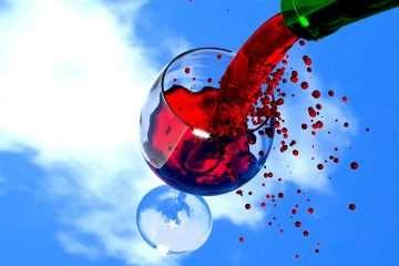 Czerwone wino wytrawne to jeden z najzdrowszych napojów