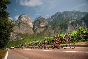 Szosowy wyścig dla amatorów we Włoszech – Tour de Pologne Challenge Trentino