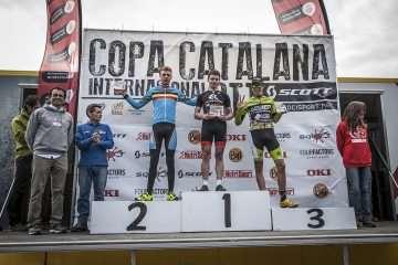 Wawak trzeci w Copa Catalana w Barcelonie