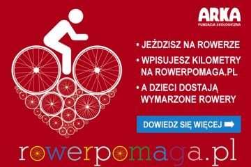 Start ogólnopolskiej akcji – ROWER POMAGA