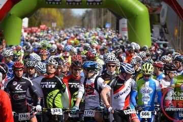 Ruszył SK bank Mazovia MTB Marathon 2015