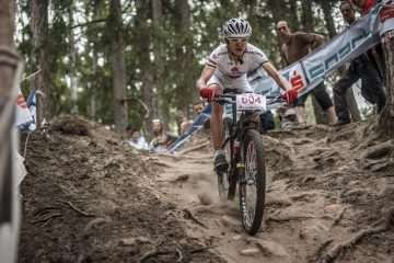 Maja Włoszczowska druga w wyścigu Otztaler Mountainbike Festival w Austrii!