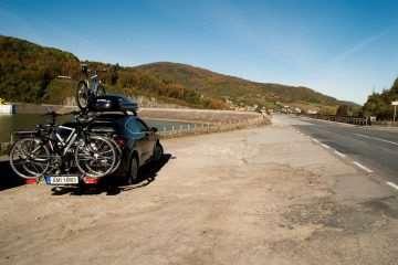 Rowerowe bagażniki na hak wreszcie uwzględnione w prawie