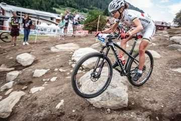 Maja Włoszczowska 4. w Pucharze Świata w Val di Sole