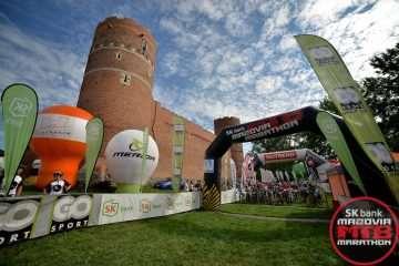 XII etap SK bank Mazovia MTB Marathon w Ciechanówie