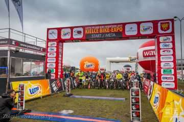 LOTTO Poland Bike Marathon w Kielcach