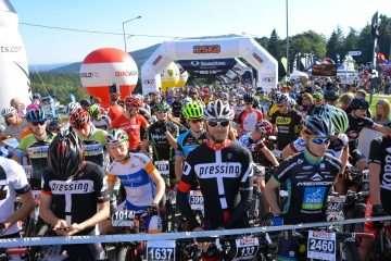 Bike Maraton zakończył sezon w Świeradowie-Zdroju
