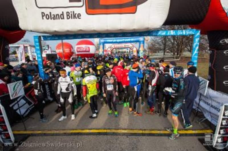XXVII Warszawski Triathlon Zimowy na Stegnach 23 stycznia