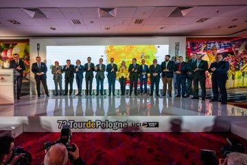 Prezentacja trasy 73. Tour de Pologne oraz Tour de Pologne Kobiet