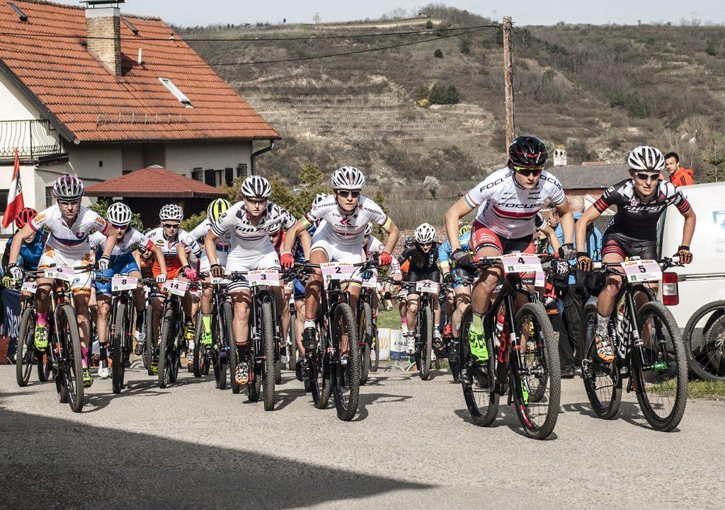 Start w Langenlois, Fot Tomasz Swierczynski