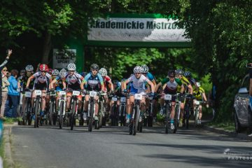 Akademickie Mistrzostwa Polski w MTB ponownie w Chorzowie