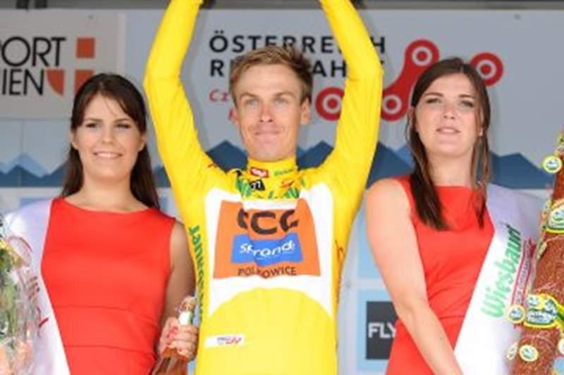 Jan Hirt zwycięzcą Tour of Austria