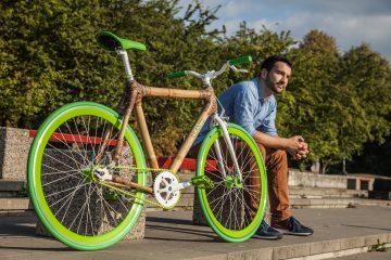 Czy rower może zmienić świat? Asante Bamboo Bike