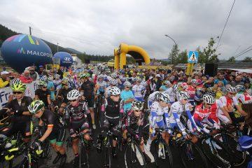 Tour de Pologne Women rozpoczęty