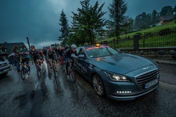 Anulowany szósty etap Tour de Pologne