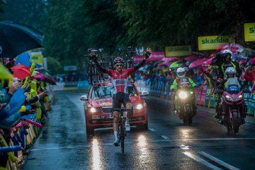 Tour de Pologne: Tim Wellens zgarnia całą pulę