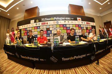 Rekordowa liczba Polaków na starcie 73. Tour de Pologne