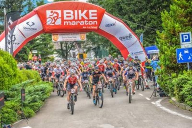 Bike Maraton – udany debiut Ludwikowic Kłodzkich