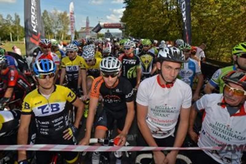 Klembów gościł finałową edycję cyklu Kross Road Tour 2016