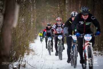 Zimowy Poland Bike Marathon jedzie do Kobyłki 5 marca