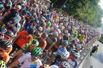 Rowerzyści rozwijają się  ze ŠKODA Poznań Bike Challenge!