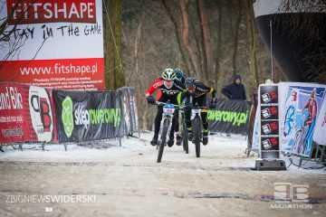 19 lutego Zimowy Poland Bike Marathon jedzie do Nieporętu