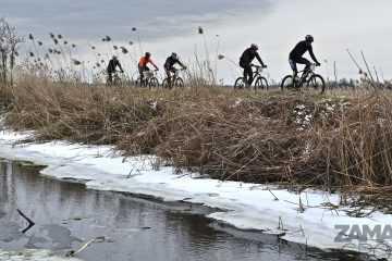 Wielki finał zimowego cyklu maratonów MTB w Dłogosiodle