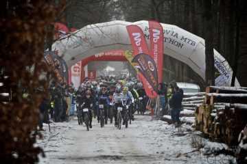 26 lutego III etap zimowego cyklu Northtec MTB Zimą w Mrozach