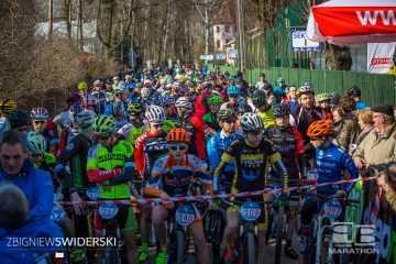 Finał Zimowego Poland Bike Marathon w Kobyłce