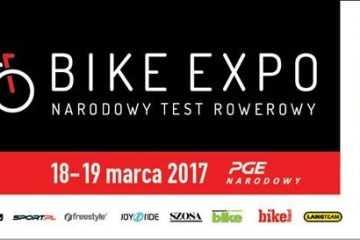 BIKE EXPO – narodowy test rowerowy 2017