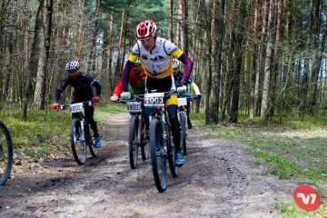 Udany weekend startowy dla Taurus30 Cycling Team [komentarze]