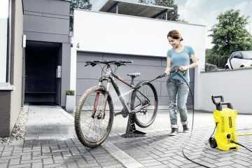 Wyczyść swój rower urządzeniem Kärcher Full Control!
