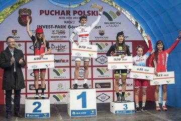 Włoszczowska i Wawak najszybsi w Wałbrzychu! [FOTO]