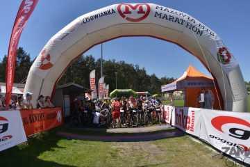 Przez kurz, błoto i łzy: Cisowianka Mazovia MTB Marathon w Piasecznie
