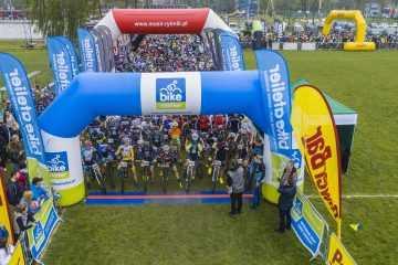 Rowerowy weekend w Rybniku. Za nami Bike Atelier MTB Maraton