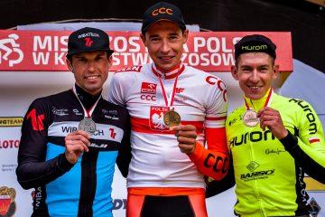 Adrian Kurek kolarskim mistrzem Polski