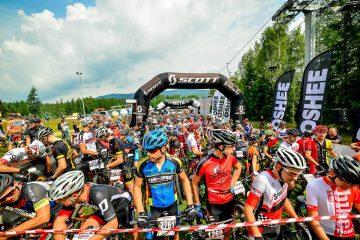 Bike Maraton Szklarska Poręba. UCI znów szczęśliwe dla JBG