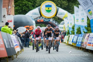 Halejak i Urban najlepsi podczas Vienna Life Lang Team Maratony Rowerowe w Krokowej