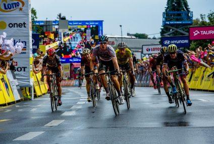 Tour de Pologne: deszczowy finisz w Rzeszowie – Danny van Poppel zwycięzcą