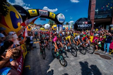 Tour de Pologne: Dylan Teuns wygrywa w Szczyrku