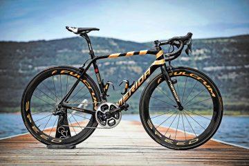 Merida Scultura Centenario – złoty rower Nibalego na Kielce Bike-Expo