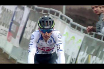 Konwa zajął 6. miejsce w UCI C1 Toi Toi Cup Slany